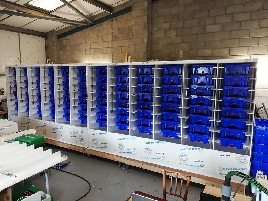 Oyster Pod 96 tray
