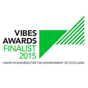 Vibes Awards Finalist 2015